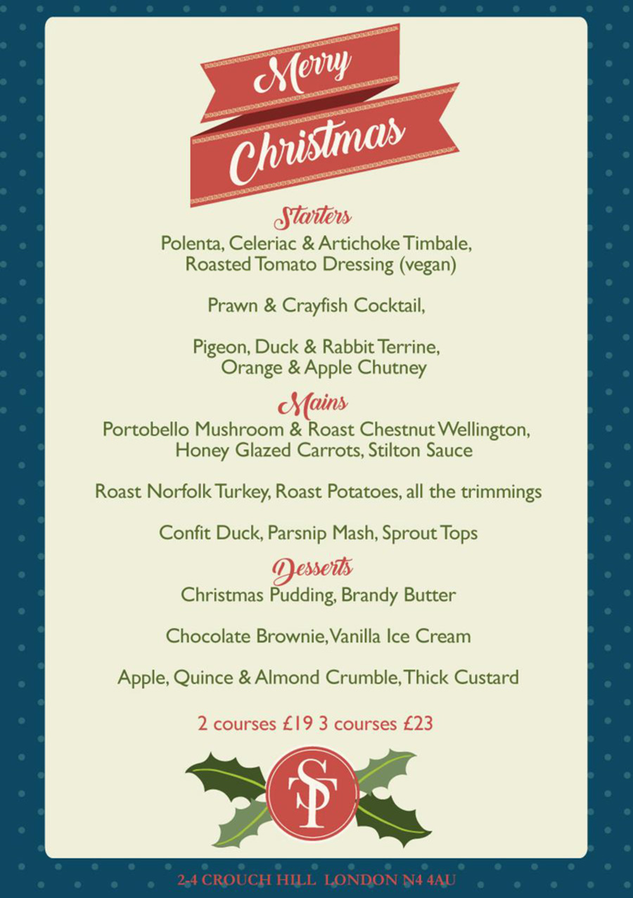 christmas-menu-poster